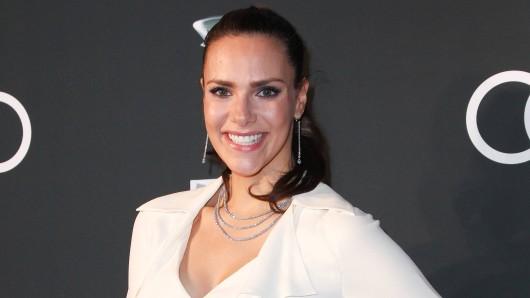 Sky-Moderatorin Esther Sedlaczek.