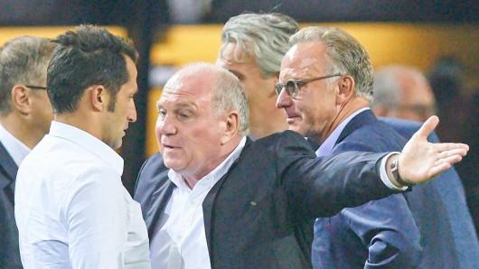 Bayern München musste zuletzt zahlreiche Absagen wegstecken.