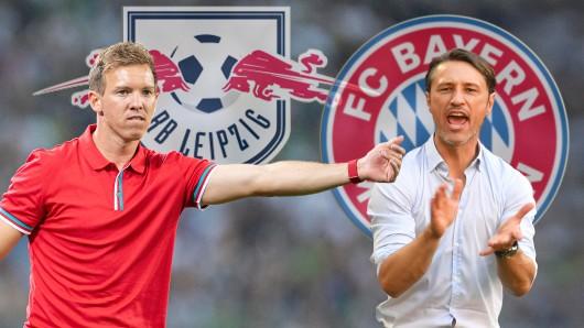 Leipzig - Bayern im Live-Ticker: Hier gibt's alle Infos!