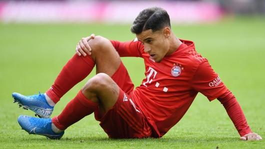Wie geht es beim FC Bayern München weiter mit Philippe Coutinho?