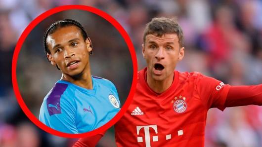 Verlässt Thomas Müller den FC Bayern München? Kommt Leroy Sané im nächsten Jahr?