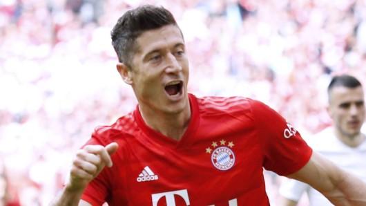 Das Bundesligaspiel zwischen dem FC Bayern München und Eintracht Frankfurt wird bei Sky und ZDF übertragen.