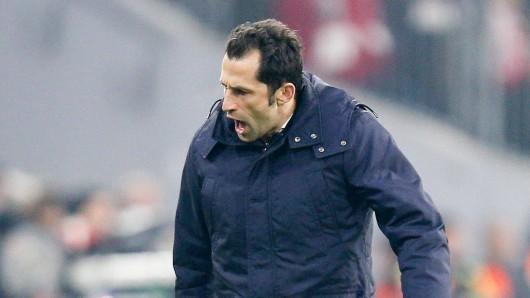 Hasan Salihamidzic, Sportdirektor des FC Bayern München, war nach dem Bochum-Auftritt bedient. (Archivbild)