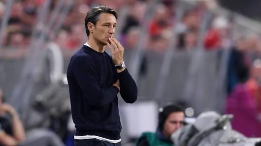 Niko Kovac steht beim FC Bayern München in der Kritik.