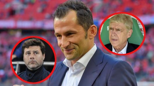 Spitzen-Trainer wie Mauricio Pochettino oder Arsene Wenger werden als Trainer beim FC Bayern München gehandelt.