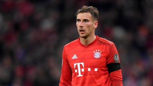 Leon Gorezka, Star des FC Bayern München.