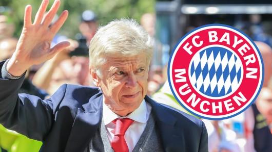 Der FC Bayern München und Arsene Wenger: Zu einer Zusammenarbeit wird es in naher Zukunft wohl nicht kommen.