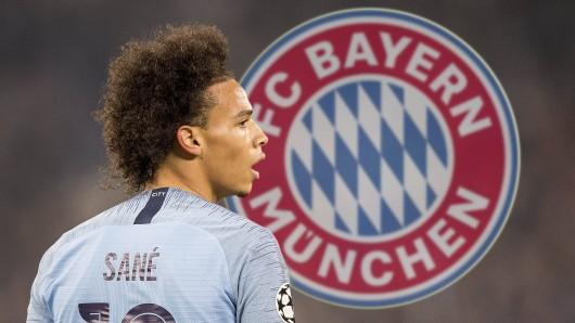 Auch ein Winter-Transfer von Leroy Sané zum FC Bayern München scheint geplatzt.