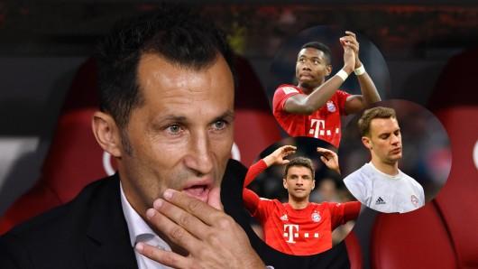 Hasan Salihamidzic hat beim FC Bayern München viel Arbeit vor sich.