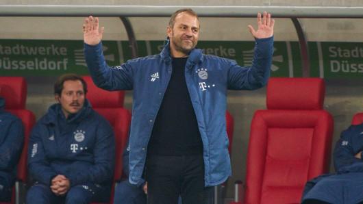 Hansi Flick ist seit Anfang November Cheftrainer des  FC Bayern München.