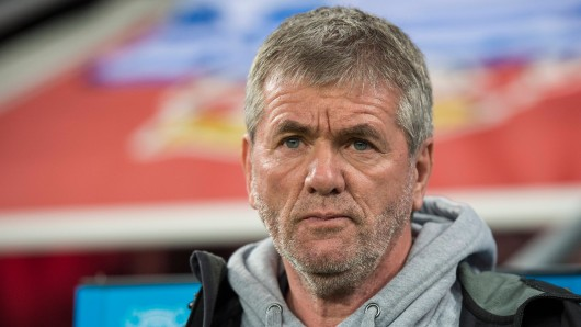 Friedhelm Funkel ist nicht mehr Trainer von Fortuna Düsseldorf.