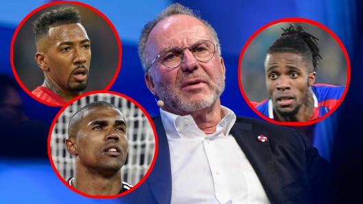 Wird der FC Bayern München im Januar noch einmal auf dem Transfermarkt aktiv? Karl-Heinz Rummenigge mit deutlicher Ansage.