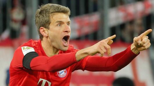 Trotz Zittersieg gegen den Letzten: Thomas Müller und die anderen Stars des FC Bayern München strotzen vor Selbstbewusstsein.