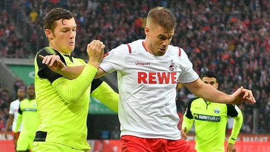 Am Freitagabend empfängt der SC Paderborn den 1. FC Köln zum Duell.