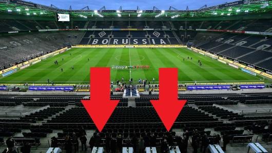 Gladbach - Köln: Hier gibt's alle Infos zum ersten Geisterspiel in der Bundesliga!