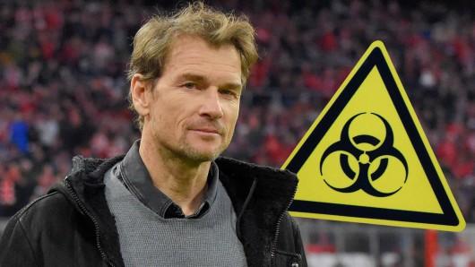 Jens Lehmann löst mit einer Aussage zum Coronavirus einen Shitstorm aus.