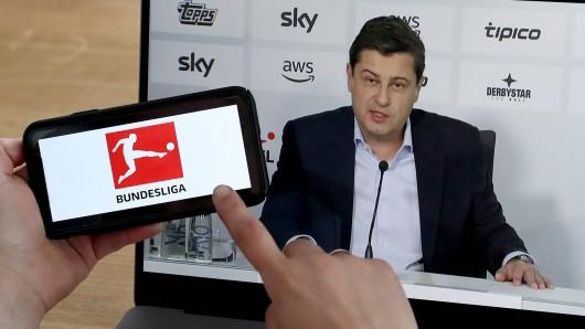 Sky, DAZN oder Free-TV: Hier siehst du die Bundesliga live!