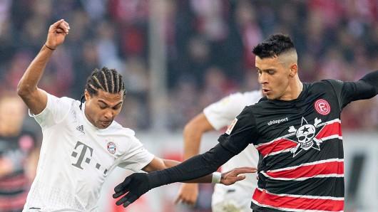 Bayern München – Düsseldorf im Live-Ticker: Hier gibts alle Infos zum Spiel.