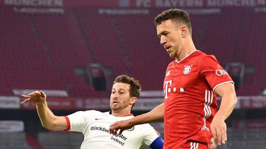 Bayern München – Eintracht Frankfurt im Live-Ticker: Die Bayern führen!