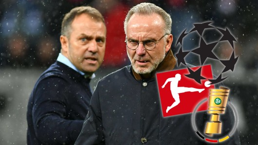 Bayern München droht ein Horror-Terminkalender.