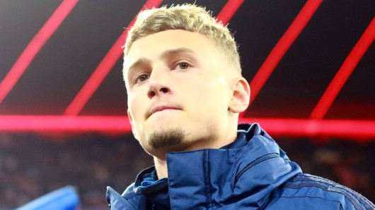 Will Michael Cuisance Bayern München schon wieder verlassen?