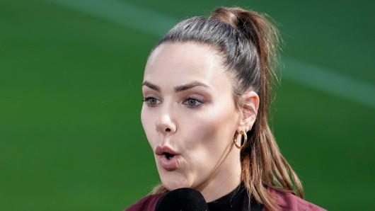 Hammer bei der Sportschau (ARD): Esther Sedlaczek wird zum zweiten Mal Mutter.
