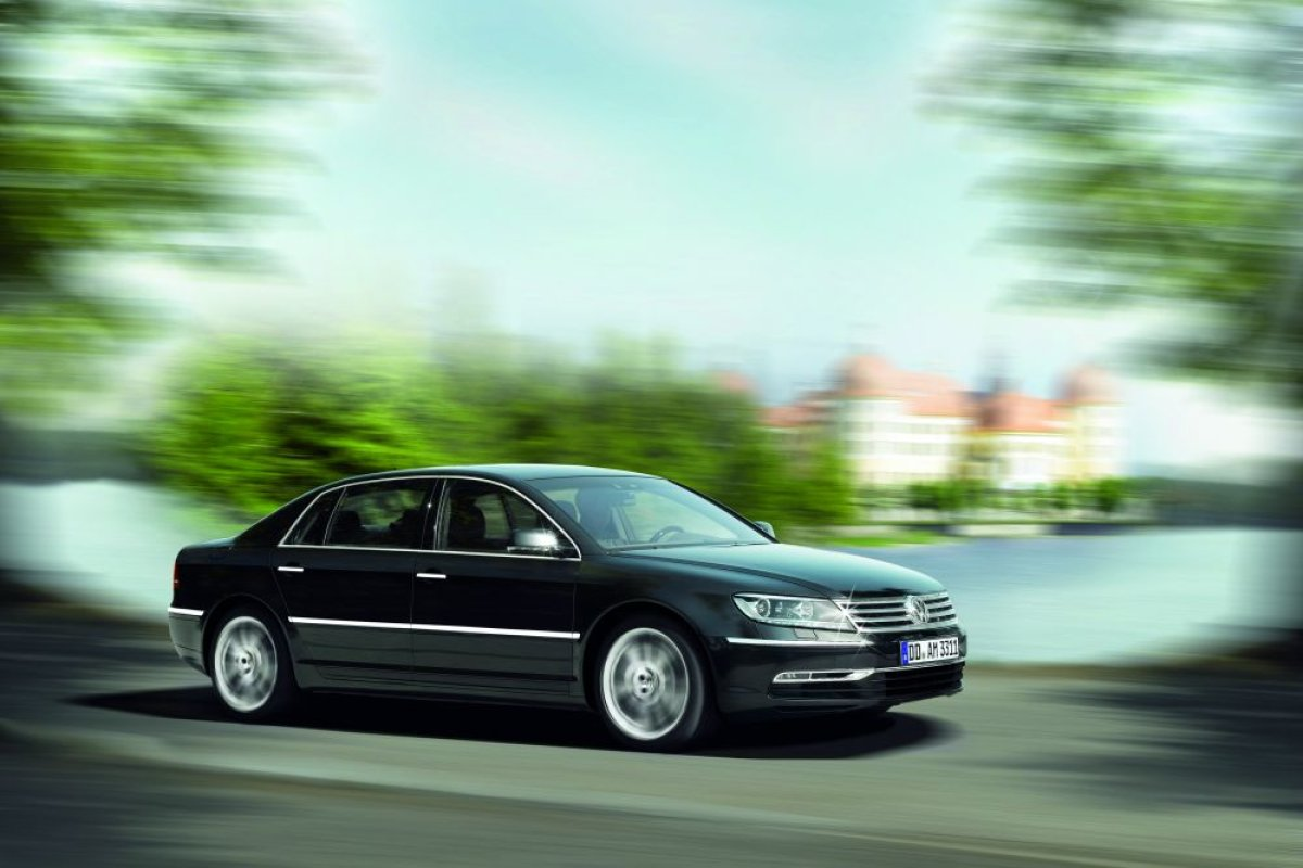 2021 VW Phaeton Prices