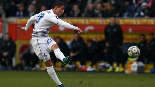 Fabian Schnellhardt vom MSV Duisburg