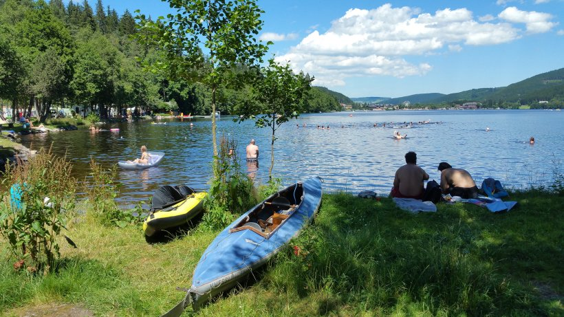 Die Besten Campingplätze Deutschland