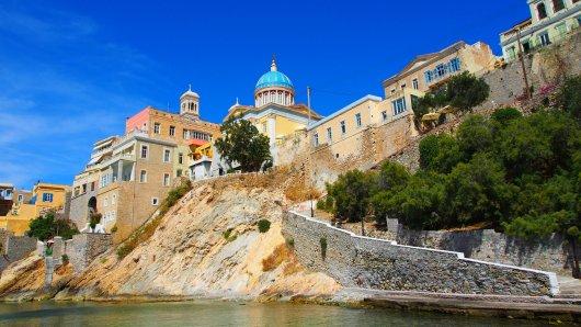 Griechenland ist für deutsche Urlauber ein beliebtes Reiseziel im Sommer.