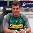 Musste sich eine Menge notieren: Trainer Dieter Hecking von Borussia Mönchengladbach.