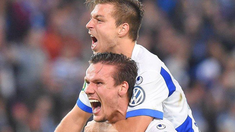 Große Vorfreude auf das Pokalspiel beim MSV Duisburg ...