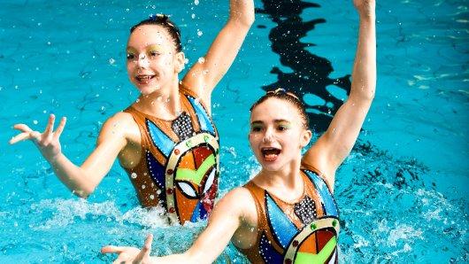 Klara Bleyer und Nicole Davidovic