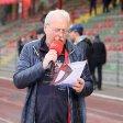 RWO - Wattenscheid 09  Stadionsprecher Peter Knobloch  21.03.2017 | Oberhausen  Foto: Micha Korb / FUNKE Foto Services