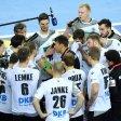 European Handball Championship, Group C, 3rd round, Germany - FYR Macedonia 17.01.2018., Arena Zagreb, Zagreb, Croatia - 2018 European Men s Handball Championship, Group C, 3rd round, Germany - FYR Macedonia. PUBLICATIONxINxGERxSUIxAUTxHUNxONLY MarkoxLukunic/PIXSELL