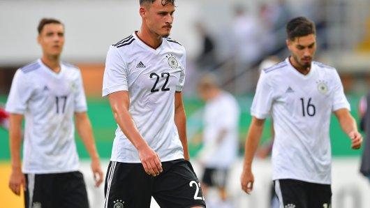 Nach dem Sieg gegen Israel sah Janni Serra deutlich entspannter aus als nach der Niederlage gegen Ungarn.