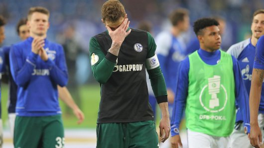 Trauriger Kapitän: Ralf Fährmann – er trägt Schalke im Herzen.