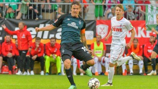 Kommt mit Werder Bremen nach Essen: Max Kruse.