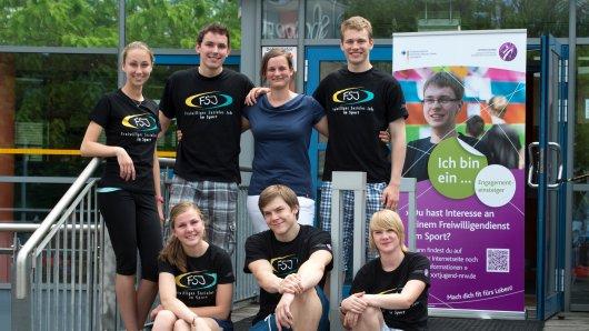 Die Freiwilligendienste im Sport sind in Nordrhein-Westfalen weiterhin ein Erfolgsprogramm. Aktuell sind bereits sämtliche Plätze besetzt.