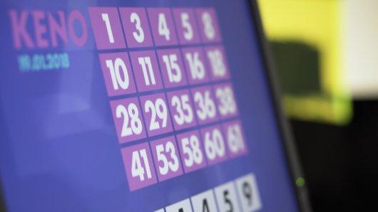 5.000 Ziehungen gab es bei der Lotterie KENO bereits.