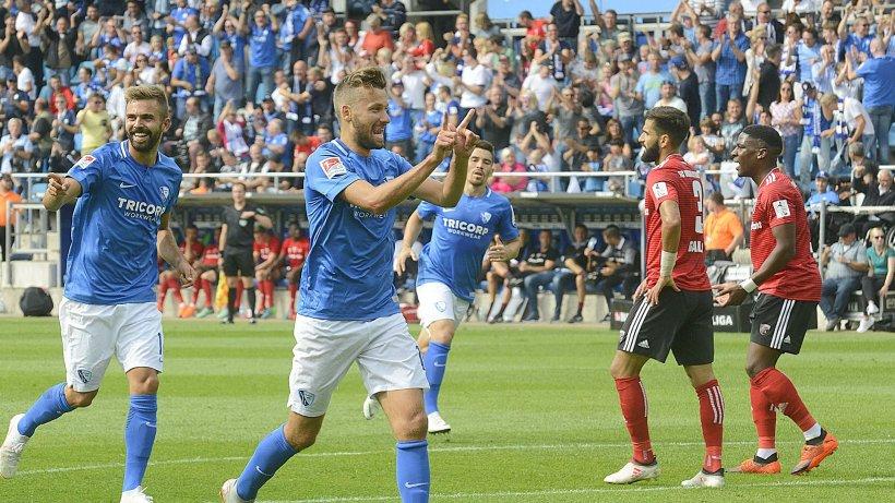 Con Kruse y Weilandt quiere el VfL Bochum nachlegen en Kiel - VfL