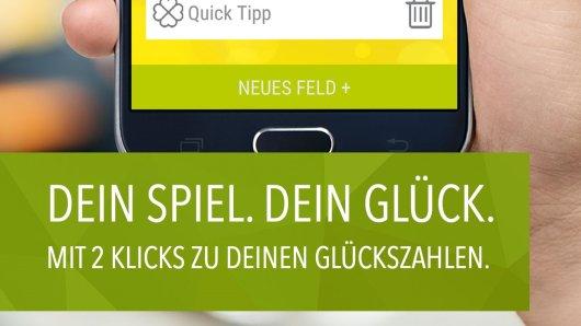 Die Android-App von WestLotto gibt es inzwischen im App-Store und unter www.westlotto.de.