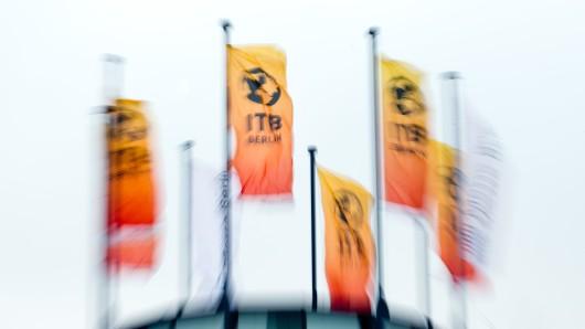 Branchen-Meeting und Publikumsmagnet: Die Reisemesse ITB findet jedes Jahr im März in Berlin statt.