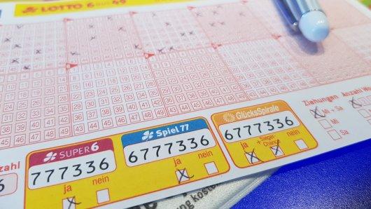 In der Zusatzlotterie Spiel 77 wird am 12. Februar garantiert ausgeschüttet. Es warten rund 8 Millionen Euro.