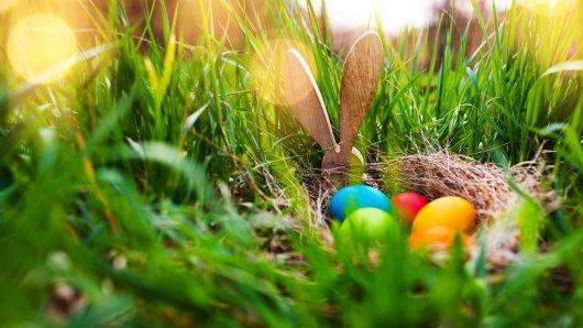 """WestLotto wünscht """"Frohe Ostern!"""" Und wer noch ein passendes Präsent für die Feiertage sucht, der findet in den WestLotto-Annahmestellen schöne Geschenkideen."""