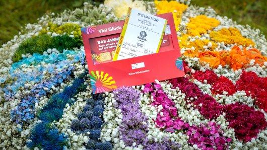 Den klassischen Blumenstrauß kann man zum Muttertag mit einem Los der GlücksSpirale aufpeppen.