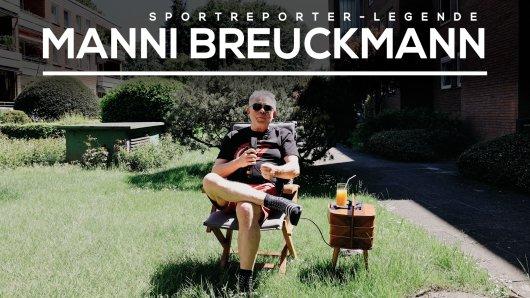 Die Stimme des Westens: Aus dem HomeOffice kommentiert Reporter-Legende Manni Breuckmann, was während der Fußball-EM in den WestLotto-Annahmestellen los ist.
