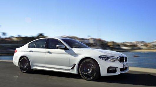 Neustart im neuen Jahr: Ab 11. Februar 2017 bringt BMW die siebte Auflage des 5ers auf den Markt. Das Mittelklassemodell kostet dann mindestens 45200 Euro.