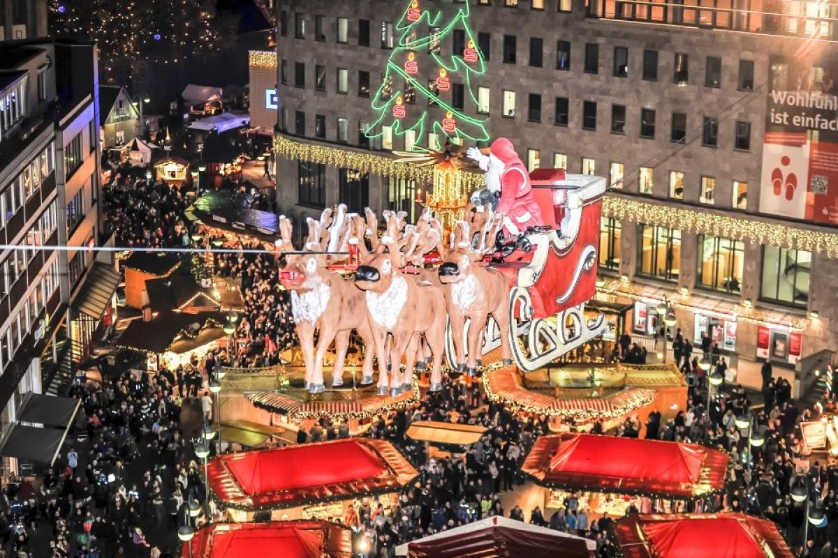 Weihnachtsmarkt Totensonntag Geöffnet.Darum Haben Diese Weihnachtsmärkte Am Totensonntag Geöffnet Essen