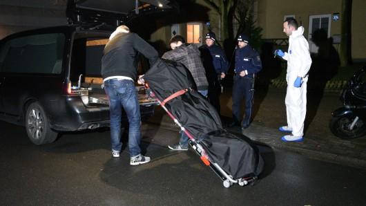 Tragische Szene aus Herne: Hier wurde ein neunjähriger Junge getötet.